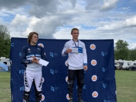Podium Championnats québécois 2021 - Junior 17-18 ans masculin
