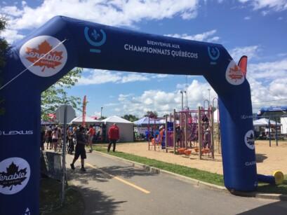 Les Championnats québécois 2019 de BMX se tenaient à La Tuque