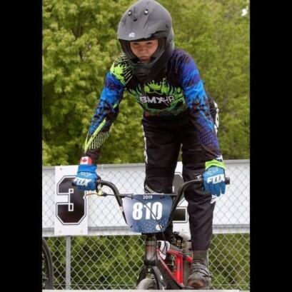 Laurie Laforge (BMX)