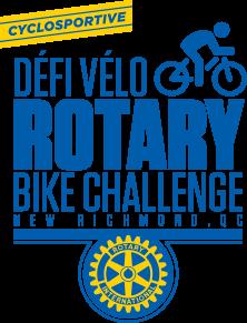 Logo Defi Velo Rotary