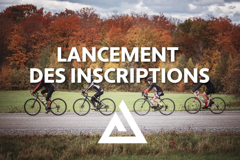 Lancement Inscriptions