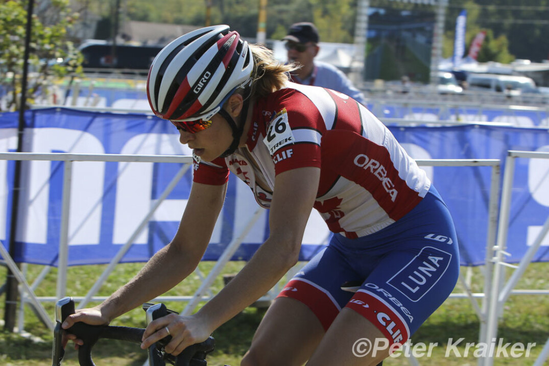 Maghalie Rochette Credit Canadian Cyclist