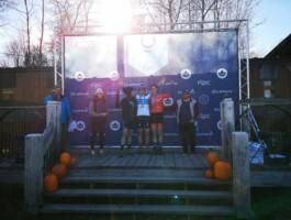 Une dizaine de podiums ont eu lieu samedi dernier dans le cadre des Championnats québécois de cyclo-cross 2019