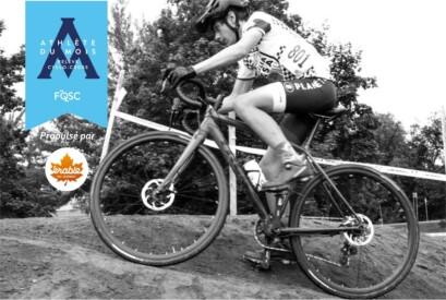 Athlète relève du mois d'octobre 2019 - Cyclo-cross