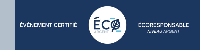 Bandeau Eco Fqsc Argent