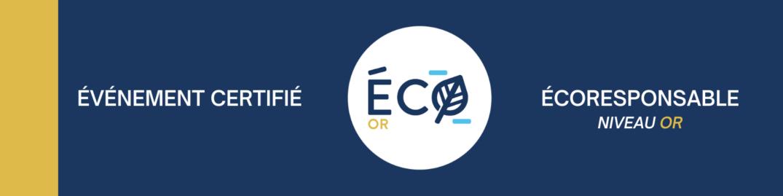 Bandeau Eco Fqsc Or