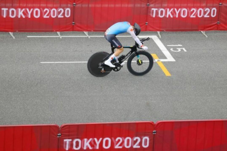 Tokyo2020 Hugo Houle