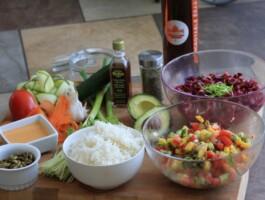 Ingredients Recette Julie Barbeau