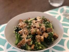 Saute De Legumes Verts Au Tofu Caramelise2 2