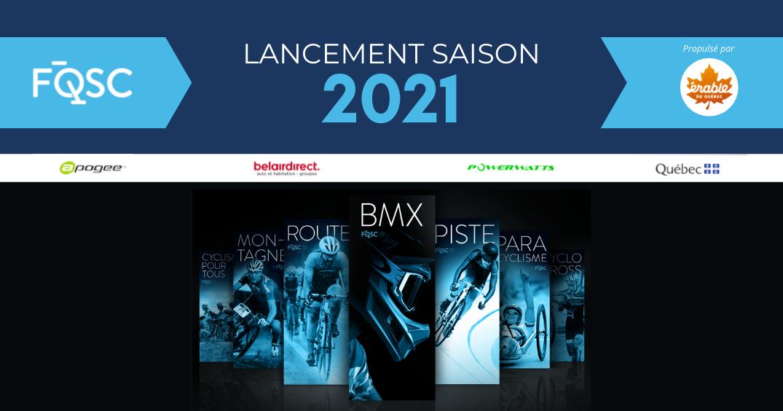 Nouvelle Lancement Saison 2021