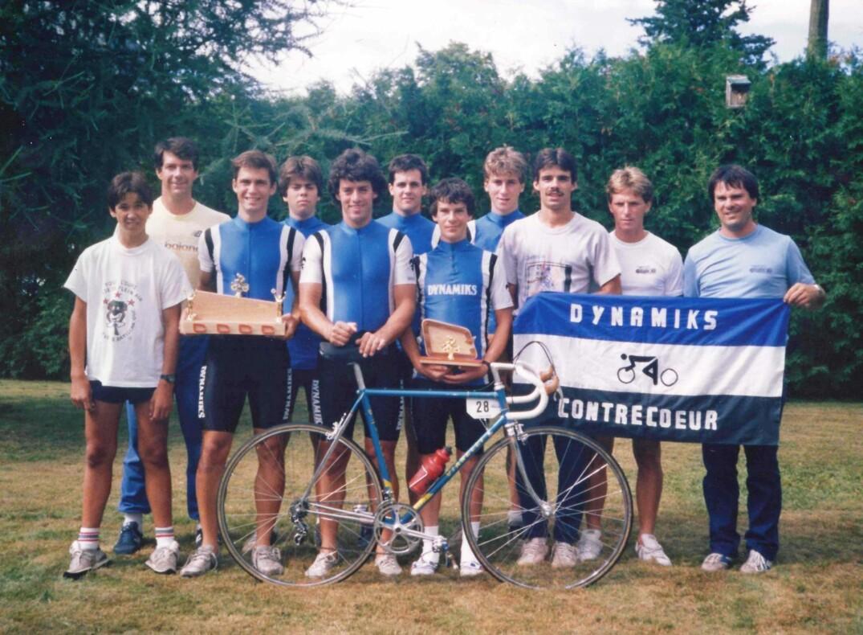 3 Tour Abitibi Dynamiks 1986