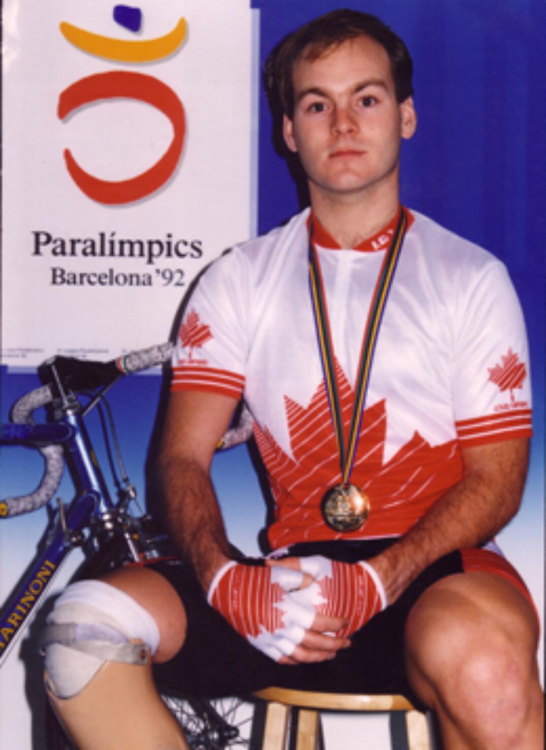 Pbonneau Paralympiques