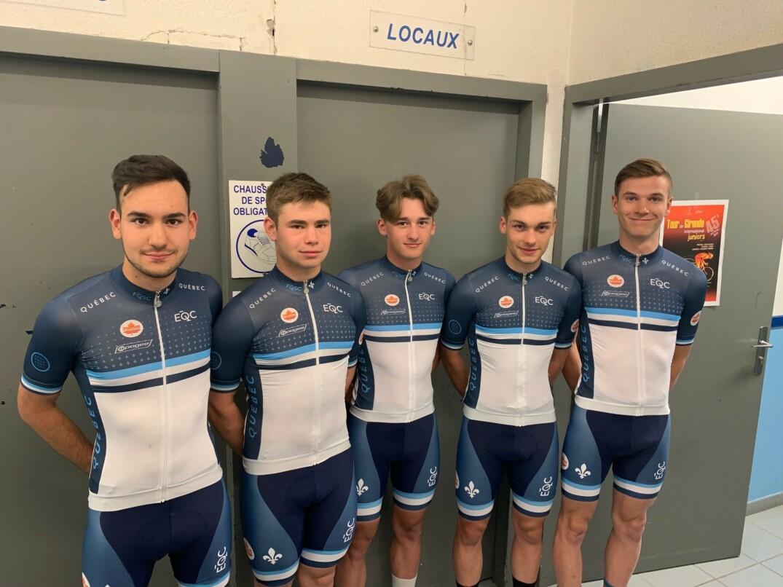 Equipe Quebec Route Junior