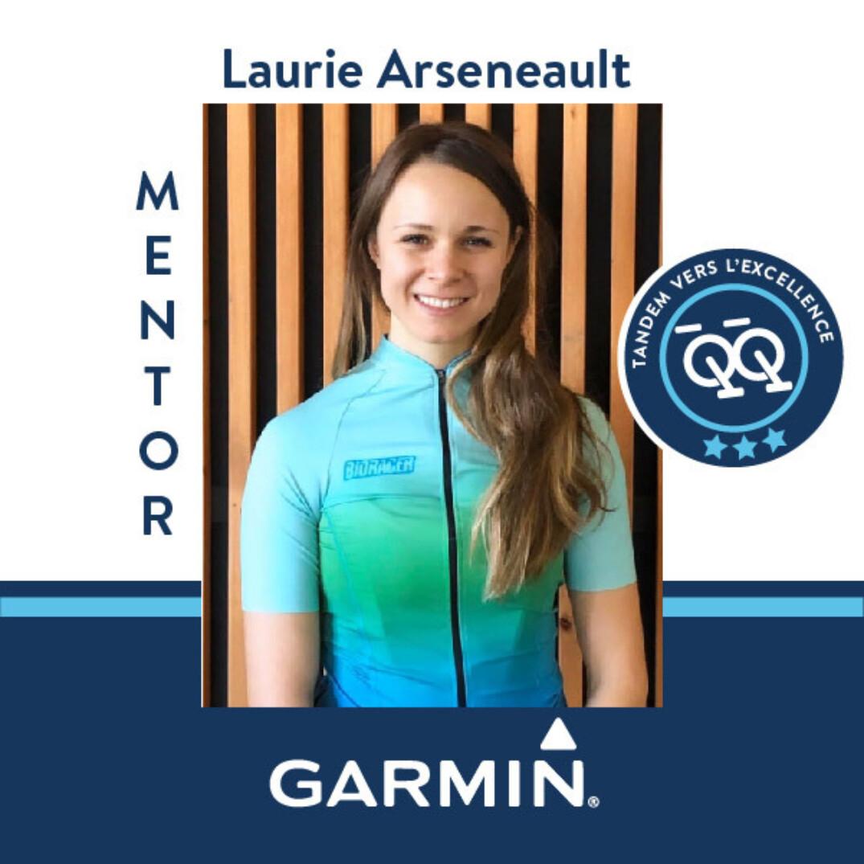 Laurie Arseneault Individuel Tve