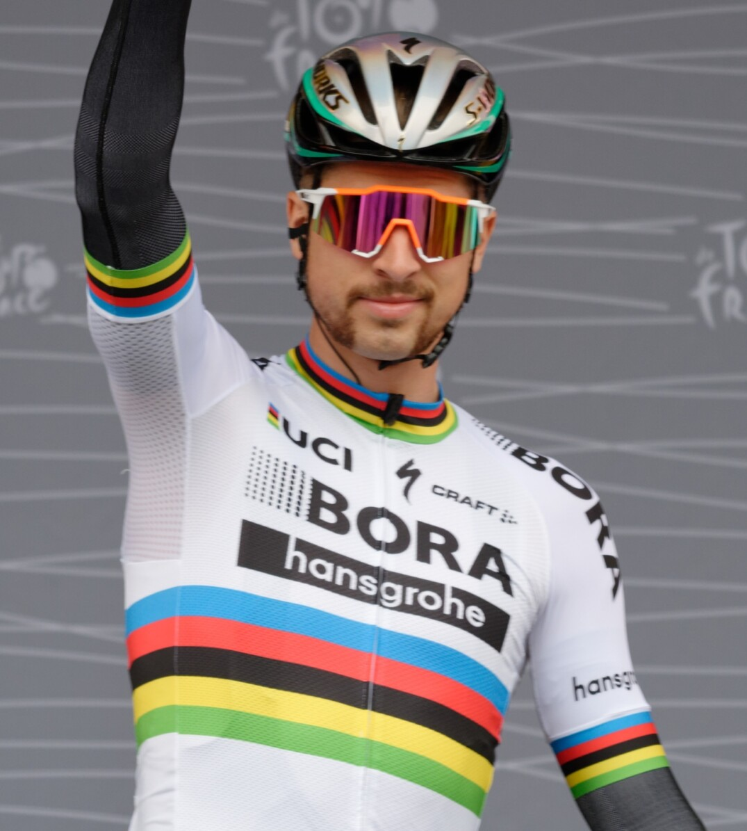Peter Sagan lors du Tour de France 2017