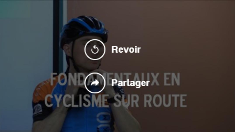 Video Fondamentaux En Cyclisme Sur Route