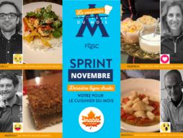 Carroussel Cuisinier Novembre Corrige