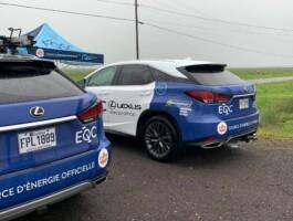 Lexus Fqsc Gros Plan
