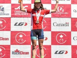 Magdeleine Vallières Mill remporte un troisième titre canadien