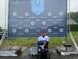 Paracyclisme Charles Moreau H3