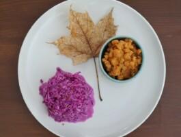 Recette 4 Bine Salade Chou