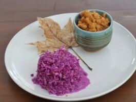 Recette 4 Salade Chou Bine