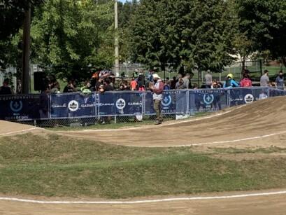 Un aperçu du deuxième segment de la piste.