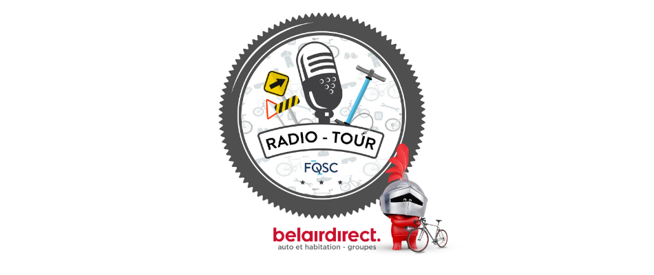 Logo Belair Podcast