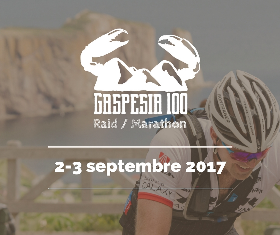 Raid Marathon Gaspesia 100