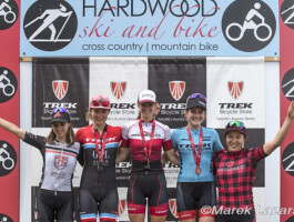 Hardwood Hills 2018 Podium Elite F