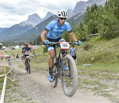 Nationaux Xco 2018 Marc Andre Fortier