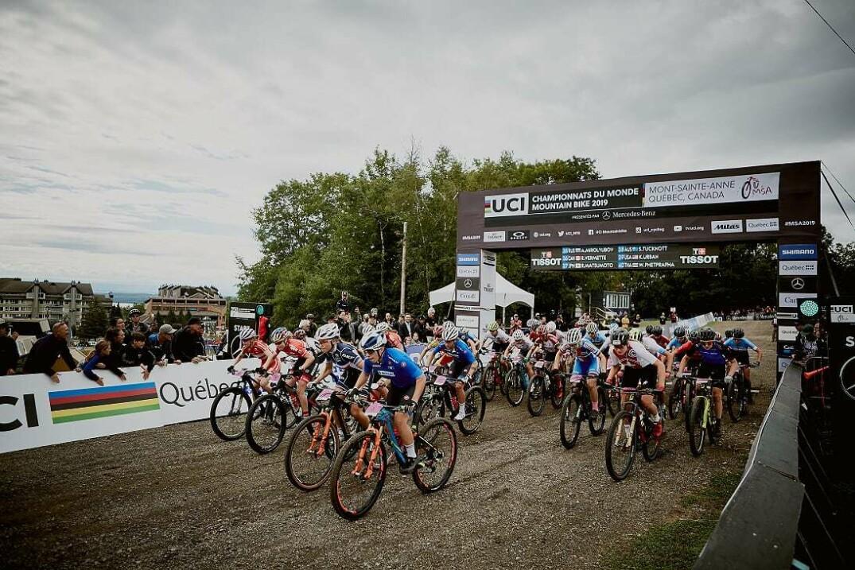Championnats du monde élites UCI au Mont-Saint-Anne en 2019