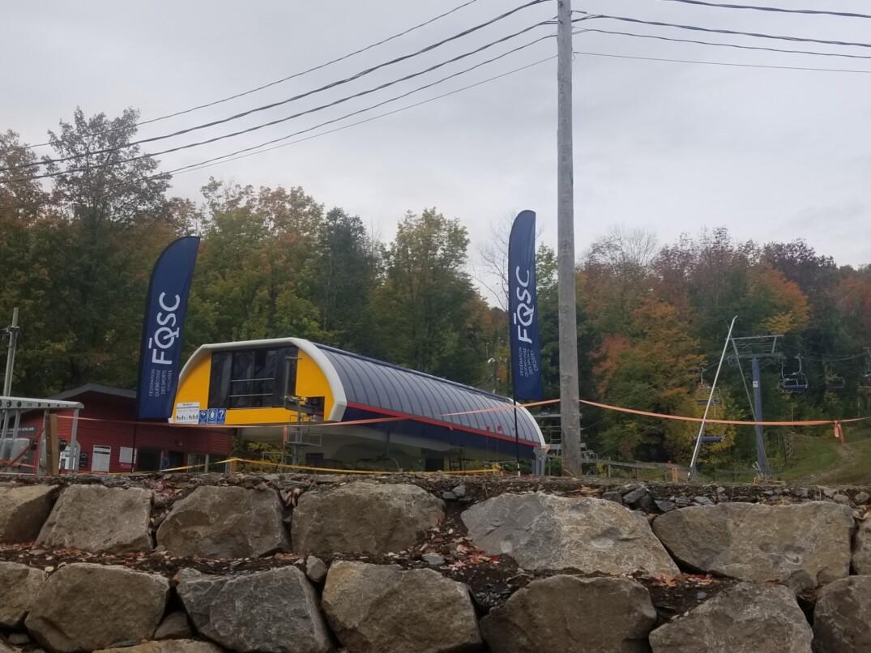 Les Championnats québécois d'enduro 2019 étaient présentés le 6 octobre à Bromont