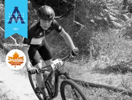 Médéric Carrier est nommé athlète relève en vélo de montagne pour le mois d'août