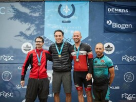 Podium Sport 30-39 ans