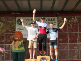 Un autre podium québécois lors de la série Coupe Canada Kentville