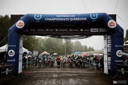 Le départ est lancé pour les Championnats québécois XCO