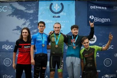 Podium Sport 17-29 ans Hommes
