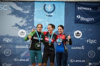 Podium Sport Femmes +30 ans