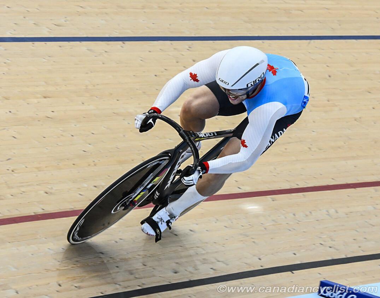 Hugo Barrette Jeux Du Commonwealth 2018