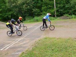 Course samedi BMX Pointe-du-Lac