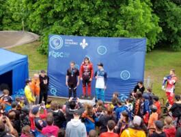 Podium 5 BMX Pointe-du-Lac