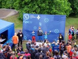 Podium 4 BMX Pointe-du-Lac
