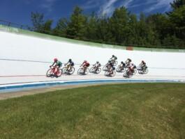 première tranche de la Coupe Quebec qui se tenait à Bromont le 24 juin
