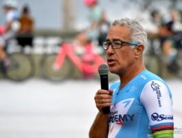 Le philanthrope Sylvan Adams a réalisé un don historique de 2 M$ pour le vélodrome intérieur de Bromont