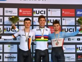 Tristan Jussaume remporte le bronze lors de la poursuite individuelle aux Mondiaux juniors 2019