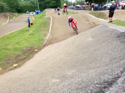 Athlètes en action BMX Pointe-du-Lac