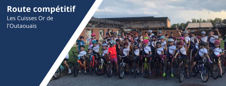 Route Club Cycliste Les Cuisses Or De L Outaouais