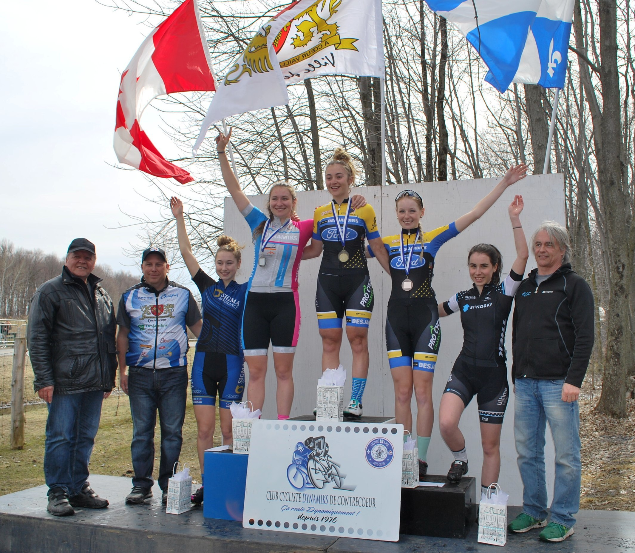 15-04-2017 GPCMC Podium Junior F