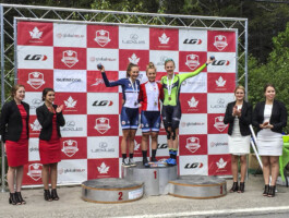 Nationaux Route 2018 Podium Clm Junior F